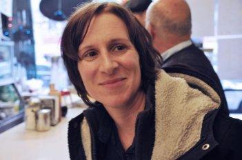 Night Moves: la regista Kelly Reichardt in una foto promozionale