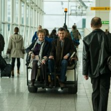 Philomena: Judi Dench in una divertente scena con Steve Coogan