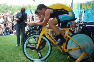 The Armstrong Lie: una scena del documentario
