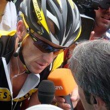 The Armstrong Lie: una scena del documentario di Alex Gibney sul ciclista americano