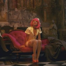 The Zero Theorem: Melanie Thierry in una scena del film