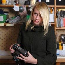 Ukraine is not a Brothel: la regista Kitty Green in una foto promozionale