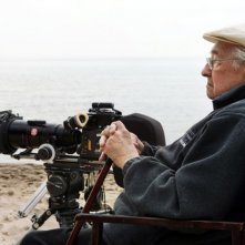 Walesa. Man of Hope: il regista Andrzej Wajda sul set