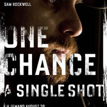 A Single Shot: character poster per Sam Rockwell
