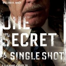 A Single Shot: character poster per William H. Macy