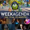Week-agenda: dopo le vacanze si torna alla Monsters University