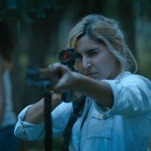Algunas Chicas: Agustina Muñoz in una scena del film
