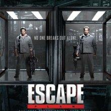 Escape Plan: nuovo poster internazionale 1
