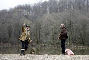 Fish & Cat: Babak Karimi in una scena
