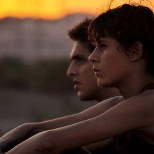 La vida después: Américo Hollander e Rodrigo Azuela in una scena