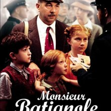 Monsieur Batignole: la locandina del film