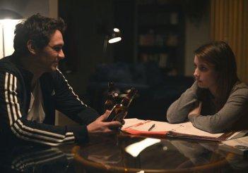 Palo Alto: James Franco e Emma Roberts in una scena
