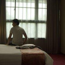 Trap Street: il protagonista del film Lu Yulai in una scena del film