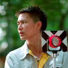 Trap Street: Lu Yulai in una scena del film