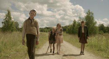Wolfskinder: una scena tratta dal film