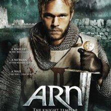Arn - l'ultimo cavaliere: la locandina del film