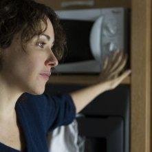 La prima neve: Anita Caprioli in una scena nei panni di Elisa