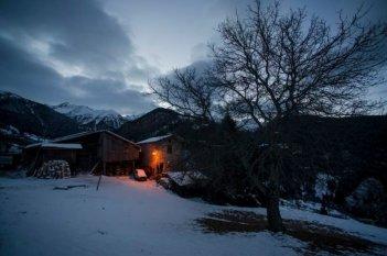La prima neve: una scena del film