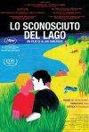 Lo sconosciuto del lago: la locandina italiana