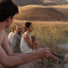 Medeas: Maxim Knight, Brian F. O'Byrne e Catalina Sandino Moreno in una scena del film