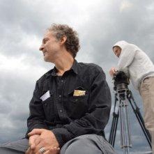 Piccola patria: il regista Alessandro Rossetto sul set