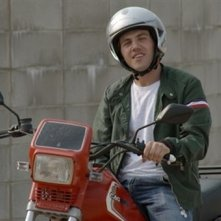 Piccola patria: Vladimir Doda in una scena del film