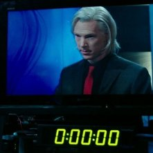 The Fifth Estate: Benedict Cumberbatch in un monitor
