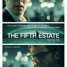 The Fifth Estate: la locandina