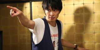 Why Don't You Play in Hell?: Hiroki Hasegawa in una scena