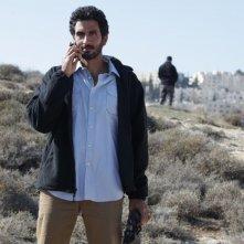 Bethlehem: Tsahi Halevi in azione in un'immagine del film