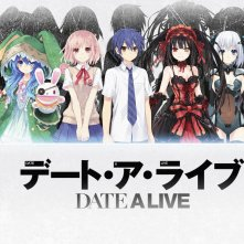 Date a Live: un wallpaper dell'anime