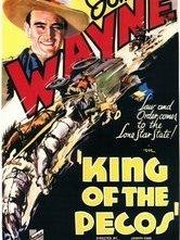 Il re dei pecos: la locandina del film