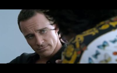 International Trailer - The Counselor