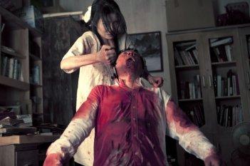 Rigor Mortis: Kara Hui in una scena del film