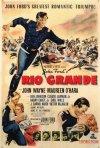 Rio Bravo: la locandina del film