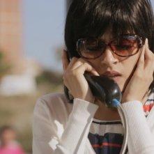 Traitors: Chaimae Ben Acha in una scena del film nei panni di Malika