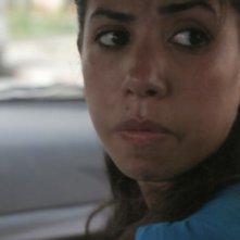 Traitors: Soufia Issami  in una scena del film