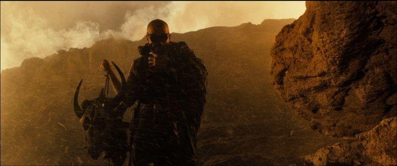 Vin Diesel Protagonista Di Riddick In Una Scena 283359