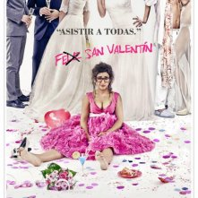 3 Many Weddings: il teaser poster