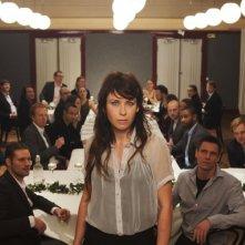 Återträffen: la regista e interprete del film Anna Odell in una foto promozionale