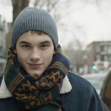 Gerontophilia: Pier Gabriel Lajoie in una scena del film