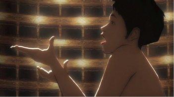 L'arte della felicità: una scena tratta dal film d'animazione