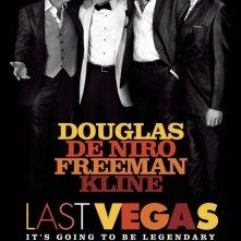 Last Vegas: ecco la locandina