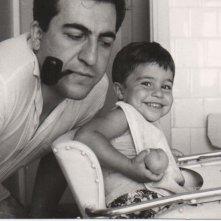 Lino Miccichè, mio padre. Una visione del mondo: Lino Miccichè in una scena del film