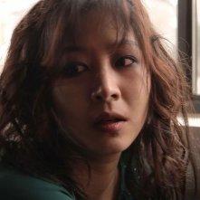Moebius: la protagonista Lee Eun-woo in una scena