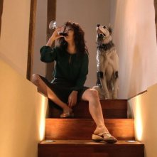 Moebius: la protagonista Lee Eun-woo in una scena del film