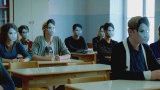 Nemico di classe: una scena del dramma incentrato sulle vicende di una classe e del suo professore di tedesco