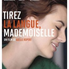 Tirez la langue, mademoiselle: la locandina del film