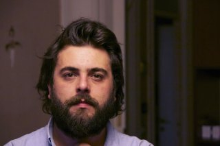 Zoran, il mio nipote scemo: il regista Matteo Oleotto in una foto promozionale