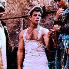 Franco Nero e Brad Davis in Querelle di R.W. Fassbinder